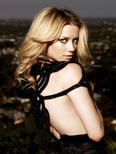 Сексуальная фотосессия Эмбер Хёрд для Maxim фото #10