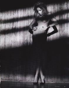 Надя Дорофеева разделась для Playboy фото #9