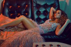 Эротическая фотосессия Алексы Веги в журнале Bello фото #6
