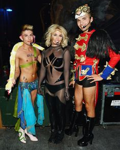 Эротический наряд Бритни Спирс во время выступления в Лас-Вегасе фото #4