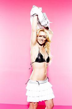 Эротическая фотоссесия Бритни Спирс для рекламы Candies фото #12
