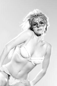 Эротическая фотоссесия Бритни Спирс для рекламы Candies фото #18