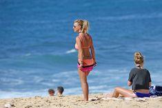 Шикарное тело Бритни Спирс в бикини на Гавайях фото #17