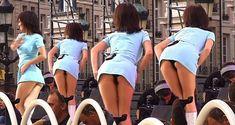 Сексуальная Ализе засветила попку на сцене фото #2