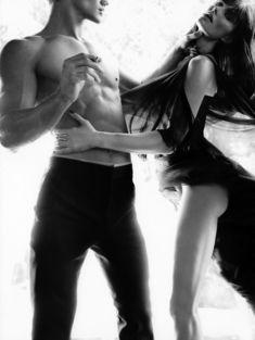 Горячая Брук Шилдс в эротической фотосессии для журнала Kurv фото #3