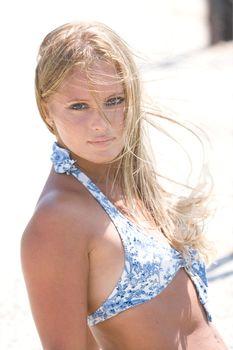 Красивая Дана Борисова в купальнике на отдыхе фото #2