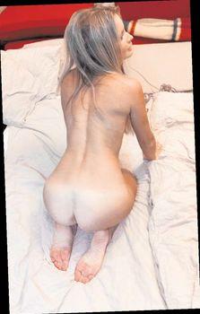 Обнажённая Дана Борисова на домашних фото фото #2