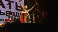 Горячая Алиса Вокс полностью разделась на сцене во время концерта «Ленинград» фото #14