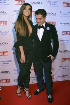 Открытое декольте Анны Седоковой на вручении премии «Самые стильные в России по версии журнала Hello» фото #5