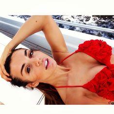 Селфи пышногрудой Анны Седоковой из Instagram фото #24