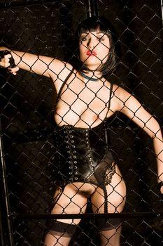 Сексуальная Саша Грей обнажилась для горячих фото фото #13