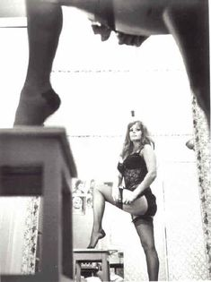 Сексуальная Софи Лорен в эротическом нижнем белье фото #11