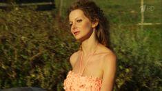 Сексуальная Анна Шерлинг в прозрачном наряде в сериале «Бабий бунт, или Война в Новоселково» фото #3