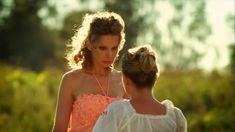 Сексуальная Анна Шерлинг в прозрачном наряде в сериале «Бабий бунт, или Война в Новоселково» фото #9