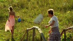 Сексуальная Анна Шерлинг в прозрачном наряде в сериале «Бабий бунт, или Война в Новоселково» фото #10