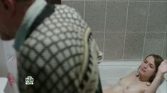 Голая грудь Яны Енжаевой в сериале «Бесстыдники (Россия)» фото #68