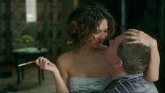 Голая попа Екатерины Климовой в сериале «Волчье солнце» фото #1
