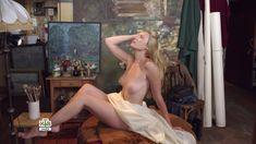 Голая грудь Юлии Мельниковой в сериале «Дело чести» фото #34