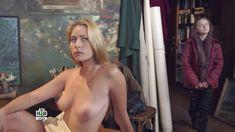 Голая грудь Юлии Мельниковой в сериале «Дело чести» фото #36