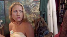 Голая грудь Юлии Мельниковой в сериале «Дело чести» фото #37