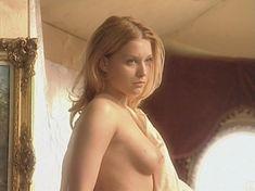 Ольга Вечкилева оголилась в сериале «Желанная» фото #52