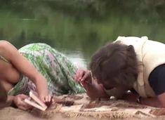 Анна Снаткина засветила грудь в сериале «Заколдованный участок» фото #5