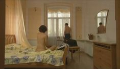 Голые сиськи Елены Поляковой в сериале «Замыслил я побег...» фото #9