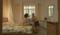 Голые сиськи Елены Поляковой в сериале «Замыслил я побег...» фото #10