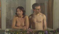 Голые сиськи Елены Поляковой в сериале «Замыслил я побег...» фото #16