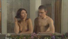 Голые сиськи Елены Поляковой в сериале «Замыслил я побег...» фото #20