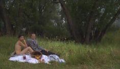 Голые сиськи Елены Поляковой в сериале «Замыслил я побег...» фото #69