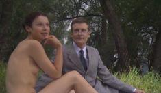 Голые сиськи Елены Поляковой в сериале «Замыслил я побег...» фото #71