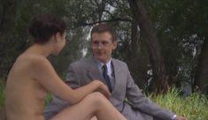 Голые сиськи Елены Поляковой в сериале «Замыслил я побег...» фото #73
