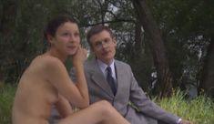Голые сиськи Елены Поляковой в сериале «Замыслил я побег...» фото #75