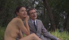 Голые сиськи Елены Поляковой в сериале «Замыслил я побег...» фото #78