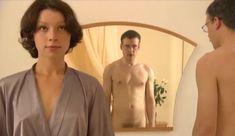 Голые сиськи Елены Поляковой в сериале «Замыслил я побег...» фото #80