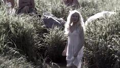 Екатерина Маликова оголила грудь и попу в сериале «Застава Жилина» фото #32