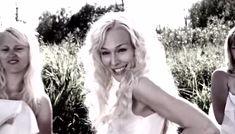 Екатерина Маликова оголила грудь и попу в сериале «Застава Жилина» фото #35