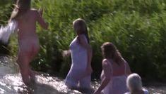 Екатерина Маликова оголила грудь и попу в сериале «Застава Жилина» фото #38