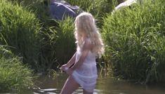 Екатерина Маликова оголила грудь и попу в сериале «Застава Жилина» фото #46