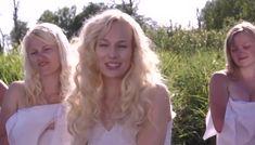 Екатерина Маликова оголила грудь и попу в сериале «Застава Жилина» фото #50
