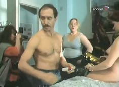Наталья Лапина показала голую грудь в фильме «Имитатор» фото #6