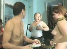 Наталья Лапина показала голую грудь в фильме «Имитатор» фото #8
