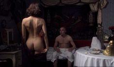 Сексуальная Екатерина Гусева показала голую попу в сериале «Курсанты» фото #1