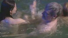Оксана Сташенко слегка засветила грудь в сериале «Место под солнцем» фото #8