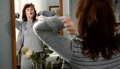 Ольга Погодина слегка оголила попу в сериале «Мужчина в моей голове» фото #8