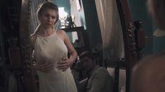 Голая грудь Анны Цукановой в фильме «Параллельные прямые пересекаются в бесконечности» фото #21
