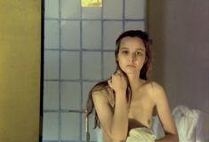 Голая грудь Татьяны Друбич в фильме «Чёрный монах» фото #6