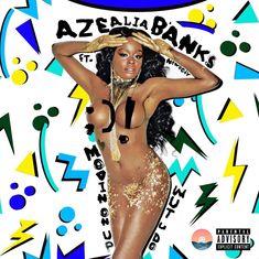 Полностью голая Азилия Бэнкс для своего нового сингла Escapades фото #1