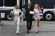 Возбуждающие сосочки Беллы Торн в эротическом наряде в Северном Голливуде фото #13